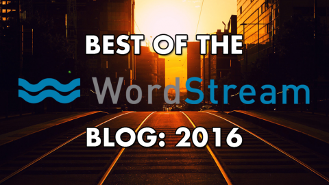 A Look Back at WordStream's Top 25 Stories of 2016