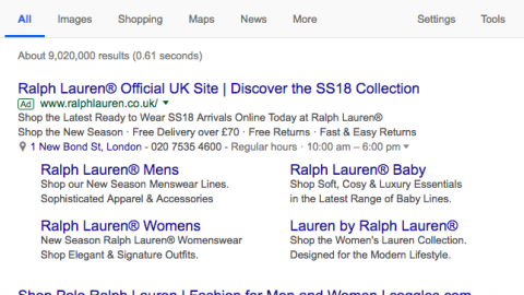 What to do about competitors bidding on your brand terms in paid search