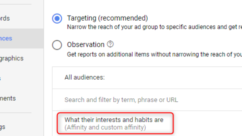 How to Use Custom Affinity Audiences for More Cost-Effective Google Display Ads