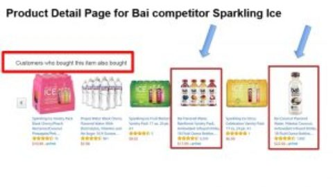 Amazon Advertising tips from Bai and LEGO