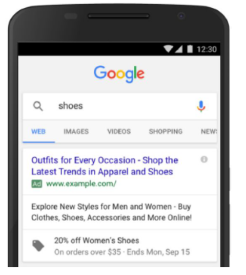 Breaking: Google Launches New Black Friday Ad Unit