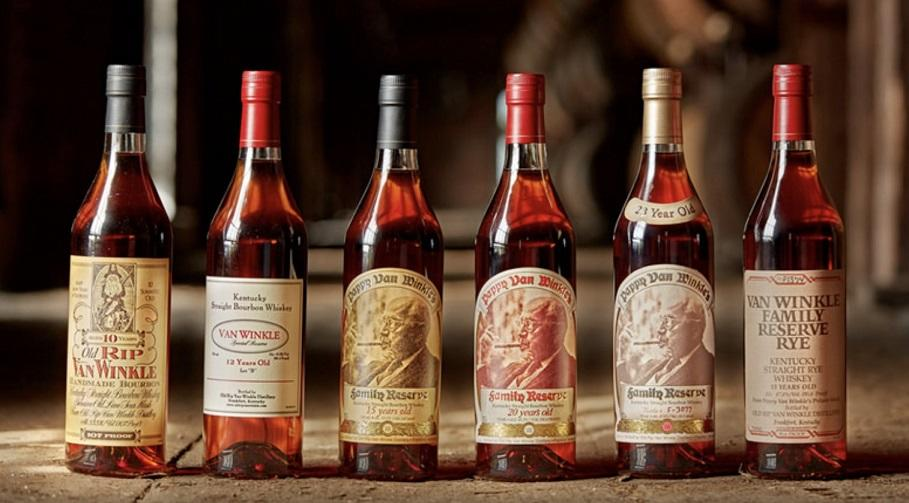 scarcity marketing Pappy Van Winkle