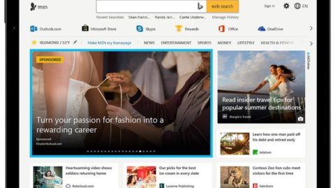 Bing Ads Rebrands, Facebook Tests Hybrid Interface, & More Recent News