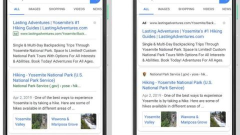 News: Google Unveils New Look; Facebook Ad Targeting Weakens