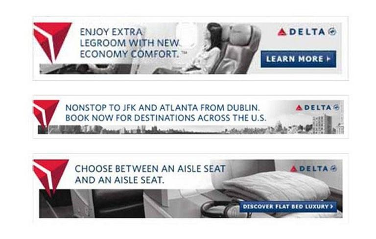 Delta ad design version one