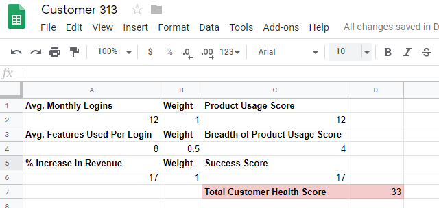 customer-health-scoring-example-score