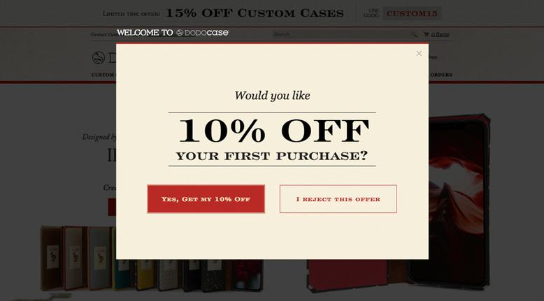 holiday-marketing-tips-cross-sell-with-pop-ups