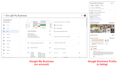 How to Create & Verify Your Google My Business Account